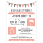 Bridal Icons Invitation