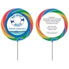Cruise Theme Custom Lollipop