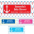 Anchor Theme Party Banner