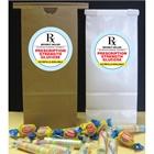 Prescription to Party Theme Favor Bag
