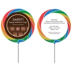 Valentine's Day Chocolates Lollipop