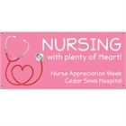 Nursing With Heart Appreciation Banner