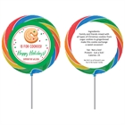 Christmas Cookie Exchange Party Lollipop