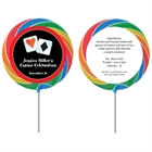 A Casino Party Theme Lollipop