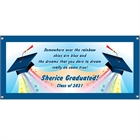 Graduation Land Of Oz Theme Banner