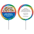 Sports Balls Theme Lollipop