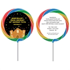 A Fiesta Bash Theme Lollipop