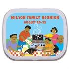 A Family Reunion Party Theme Mint Tin