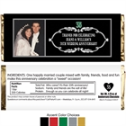 Vintage Anniversary Photo Candy Bar Wrapper