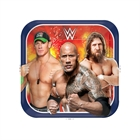 WWE Party Square Dessert Plates (8)