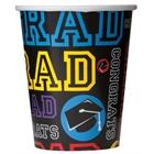 Grad Party Paper Cups (8)