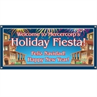 New Years Fiesta Holiday Theme Banner