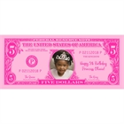Personalized Princess Money