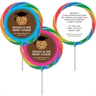 Graduation Smart Cookie Theme Lollipop