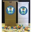 Torah Theme Bar Mitzvah Party Favor Bag
