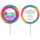 Luau Beach Theme Lollipop