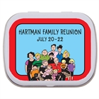 A Reunion Theme Mint Tin