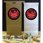Holiday Party Theme Party Favor Bag