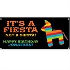 Pinata Theme Fiesta Banner