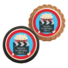 Movie Clapboard Cookie