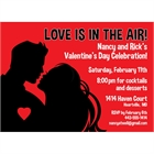 Valentine's Day Couple Invitation