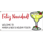 Christmas Fiesta Holiday Theme Banner