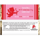 Cupid Anti-Valentine's Day Candy Bar Wrapper