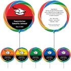 Graduation Color Choice Theme Custom Lollipop