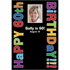 Birthday Celebration Sign In Board