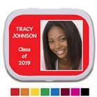 Custom Graduation Photo Mint Tin