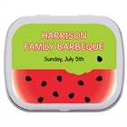Watermelon Theme Mint Tin