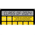 Graduation Calculator Theme Banner