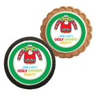 Ugly Sweater Party Custom Cookie