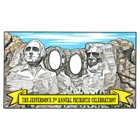 Personalized Mt. Rushmore Party Photo Op