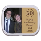 50th Anniversary Theme Mint Tin