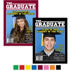 Graduation Magazine Cover Invitation
