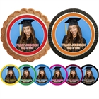 Custom Graduation Photo Cookie