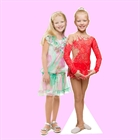 Gymnast Lifesize Photo Cutout