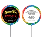 Crime Scene Theme Party Custom Lollipop
