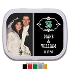 Vintage Anniversary Photo Mint Tin