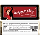 Salsa Dance Party Candy Bar Wrapper