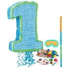 Blue #1 Pinata Kit