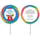 Gumball Party Theme Lollipop