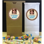 Kids Wanted Poster Theme Favor Bag