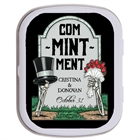 Halloween Tombstone Wedding Mint Tin