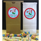 Elfed Up Christmas Party Favor Bag