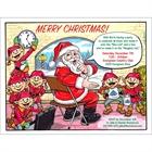 Christmas Semi Custom Caricature