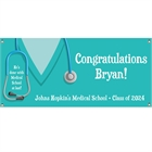 Graduation Scrubs Theme Banner