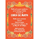 A Mexican Fiesta Invitation