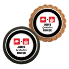 Graduation Icons Cookie